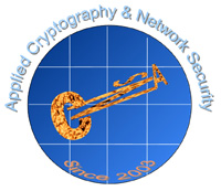 ACNS (International Conference on Applied Cryptography and Network Security)